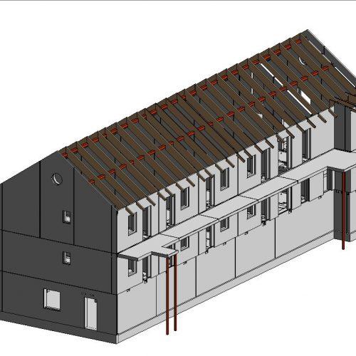 Hallsta-3D-modell